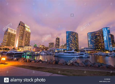 boat marina san diego skyline and marina san diego stock photos skyline and
