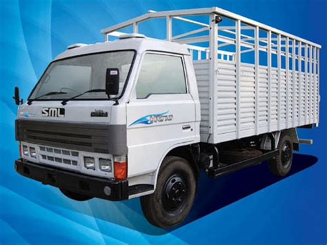 Sml Isuzu Trucks Sml Isuzu Introduces Cng Run Truck Sartaj Hg72 In Jaipur