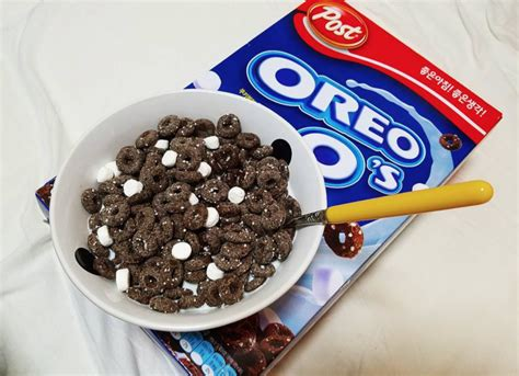 Oreo Sereal oreo o s are a comeback and we can hardly wait