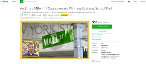 An Entire Mba In 1 Course Udemy by 10 Classes To Boost Your Career This Week The Muse