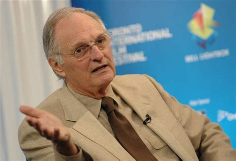 Cnncom The Truth About Alan Alda Oct 6 2005 | authors authors welcomes alan alda to toledo october 5