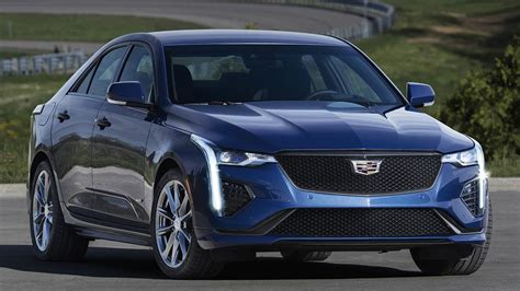 new cadillac sedans for 2020 sporty 2020 cadillac ct4 v joins luxury lineup consumer