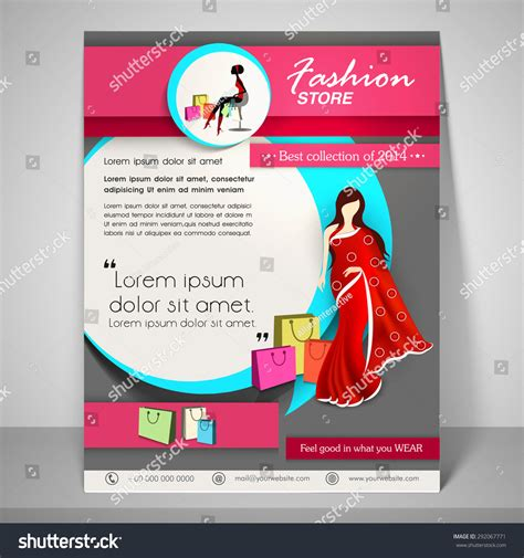 Template 25 Best Fashion Flyer Psd Templates Designs Download Free Clothing Store Flyer Templates