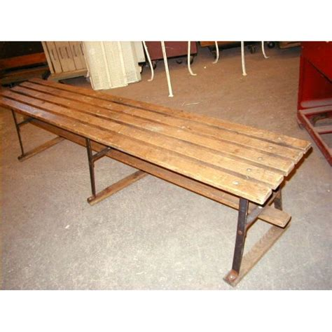 wood locker room benches slatted wood locker room bench 6