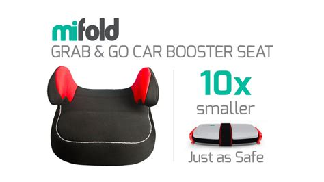 portable car booster seat australia mifold grab and go booster seat mifold