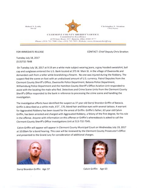 Clermont County Warrant Search Corrections Clermont County Sheriff Autos Post