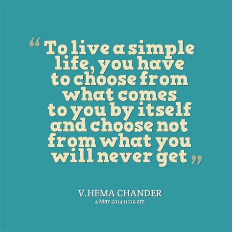 Quotes About Living A Simple Life. QuotesGram