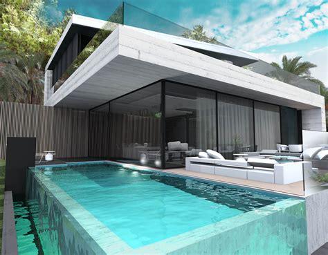 Livingroom Images villa cube est cote bleue fr togu architecture