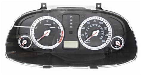 electric power steering 2008 hyundai azera instrument cluster new oem hyundai azera mph gauge speedometer cluster assembly 94001 3l001 alpha automotive