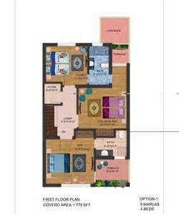 3d Home Map Design 3d Front Elevation 5 Marla Front Elevation Plan