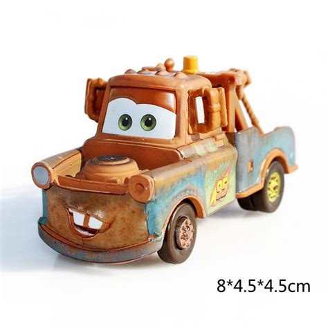Diecast Mini Racers Cars Mater disney pixar racing cars 2 3 toys lightnig mcqueen mater jackson ramirez 1 55 diecast