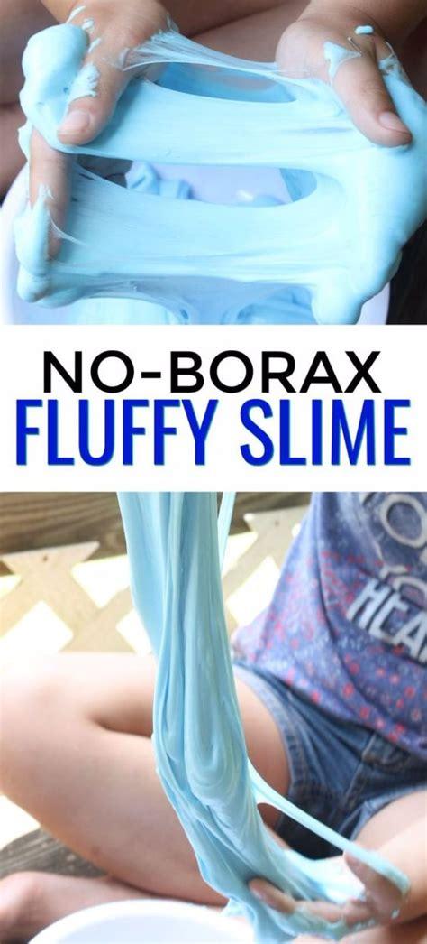 slime  borax  recipes diy