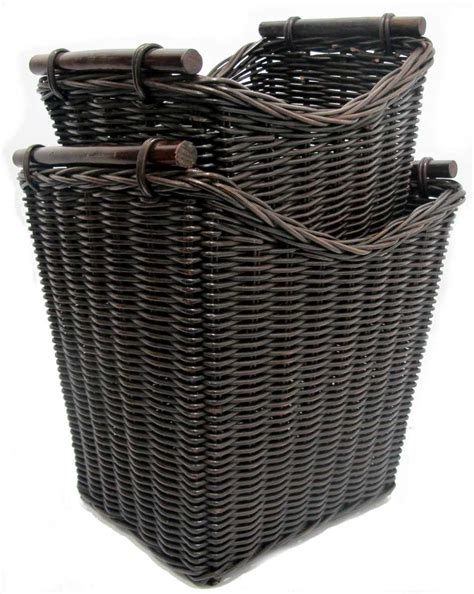 Keranjang Basket rattan storage baskets laundry baskets tissue box