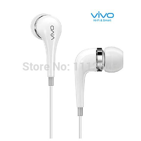 Vivo Xe 680 Original Hifi Earphone With Mic Whiye Fitur Produkpanjan iphone 5 microphone repair cost
