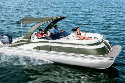 luxury pontoon boat brands gsps marine