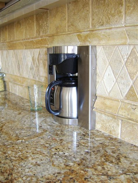 best under cabinet coffee maker 18 best space saver coffee maker under cabinet coffee