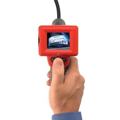 micro ca 25 digital inspection camera ridgid