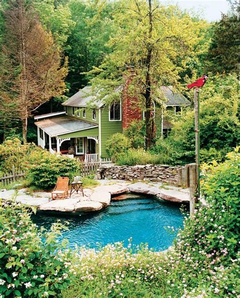backyard nature 25 best ideas about natural backyard pools on pinterest