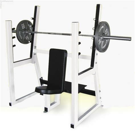 bench press for shoulders yukon commercial olympic shoulder bench press