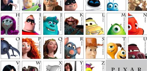quiz film pixar match the tagline to the pixar movie