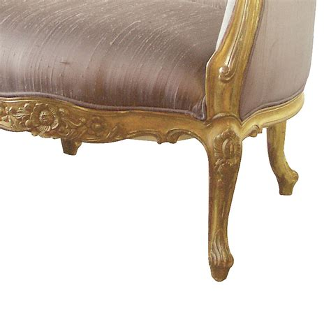 versailles upholstery versailles gold bedroom sofa with silk upholstery french
