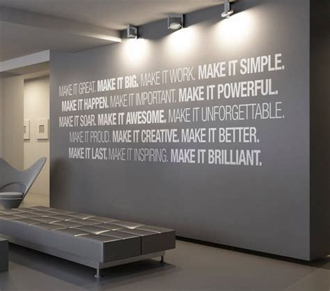 Wall Decor Ideas For Office 25 Best Ideas About Corporate Office Decor On Pinterest Corporate Offices Corporate Office