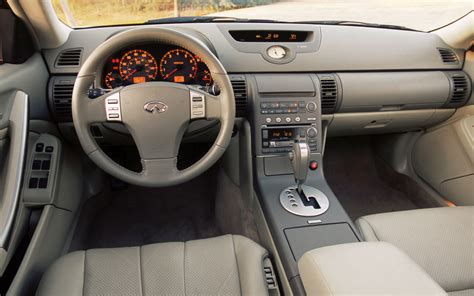 infiniti g35 interior your say the best super sedans for under 10 000 photo