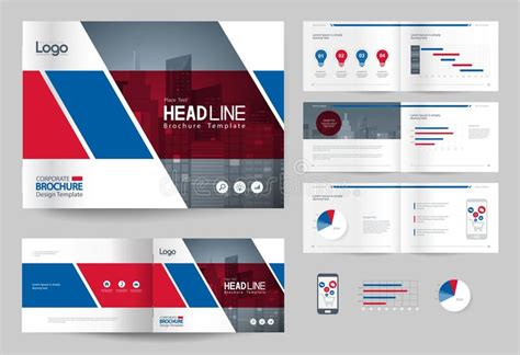 cover profile template business brochure design template and page layout for