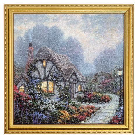 chandler s cottage framed texture print the