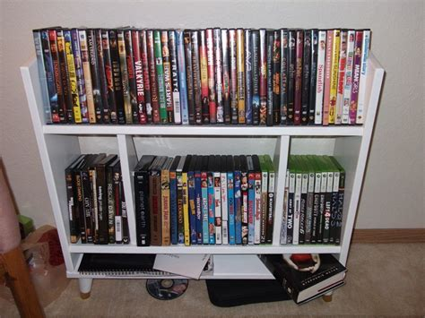 Dvd Storage Shelf by 17 Unique And Stylish Cd And Dvd Storage Ideas For Small