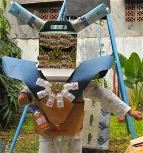 membuat robot untuk anak craft for kids prakarya mudah untuk anak kostum robot