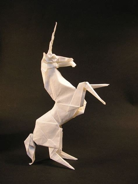 How To Make Paper Unicorn - 17 best ideas about origami on