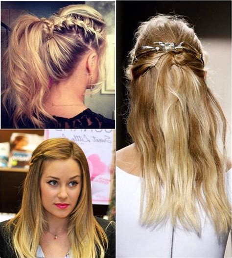 hair styles pulled up on head 15 inspirations of long hairstyles pulled up