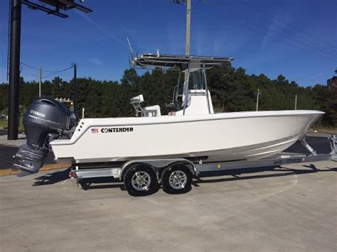 contender boats south carolina contender 25 boats for sale in south carolina