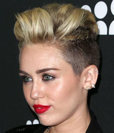 show me rockstar hair cuts miley cyrus hairstyles careforhair co uk