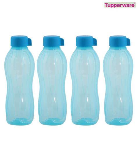 Tupperware Botol 700 Ml tupperware aquasafe set of 4 bottles 1000 ml buy at best price in india snapdeal
