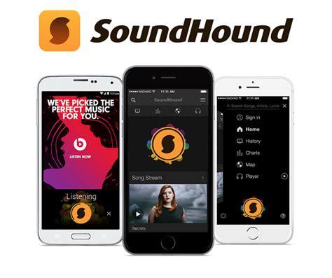 soundhound android soundhound si rinnova con un nuovo design e altre novit 224