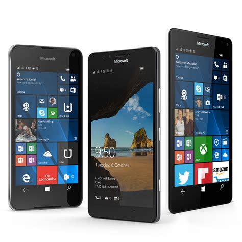 Microsoft Lumia Windows 10 windows 10 mobile f 252 r lumia smartphones microsoft