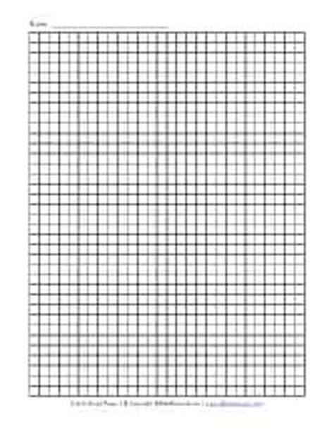free printable quarter inch graph paper printable graph paper all kids network
