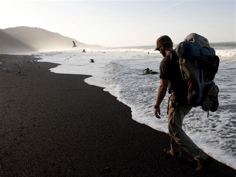 lost   backpacking californias lost coast trail