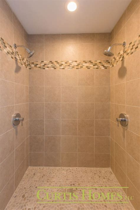 bathroom shower head ideas double shower head hoodriver builder curtishomes