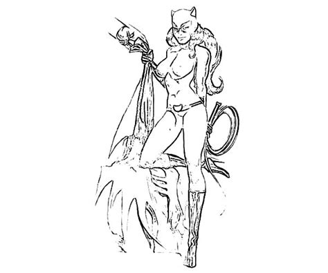 cat costume coloring page riddler dark knight coloring pages coloring pages