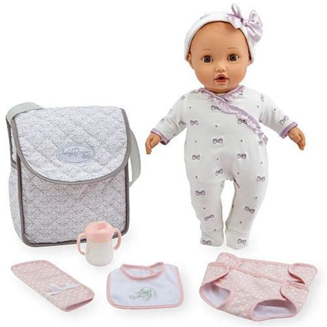 you me baby so sweet travel accessory kit baby doll