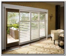 window treatments for sliding patio doors patio door