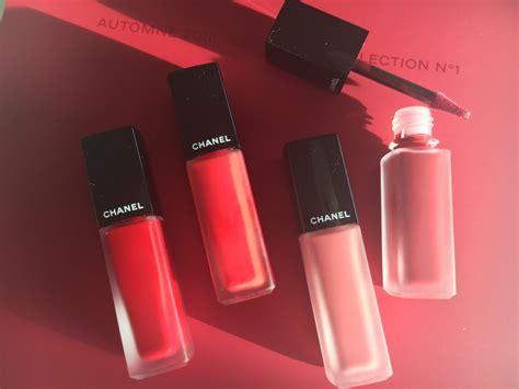 Chanel Lipstick Matte chanel enters the matte lip market with ink liquid lipstick line per my