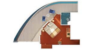 carnival triumph suite floor plan staterooms shiprocked