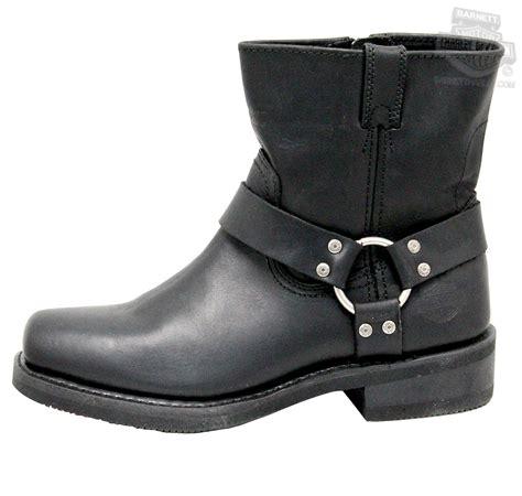 mens harley riding boots 94422 harley davidson 174 mens el paso black low cut riding