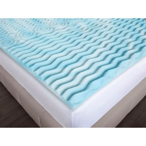 eye comfort mattress memory foam orthopedic mattress topper pad 3 and 50