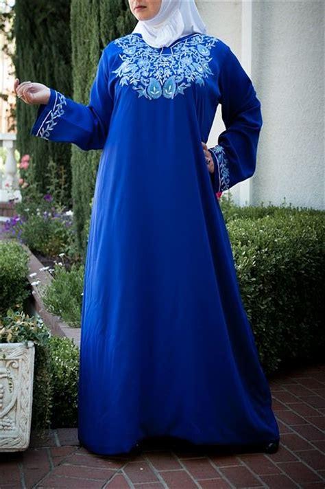 Foto Baju Gamis model baju gamis modern untuk wanita gemuk til modis