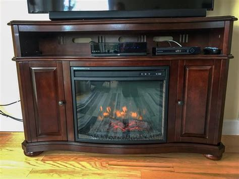Merrill Electric Fireplace And Media Center Outside Comox Electric Fireplace Entertainment Center Costco